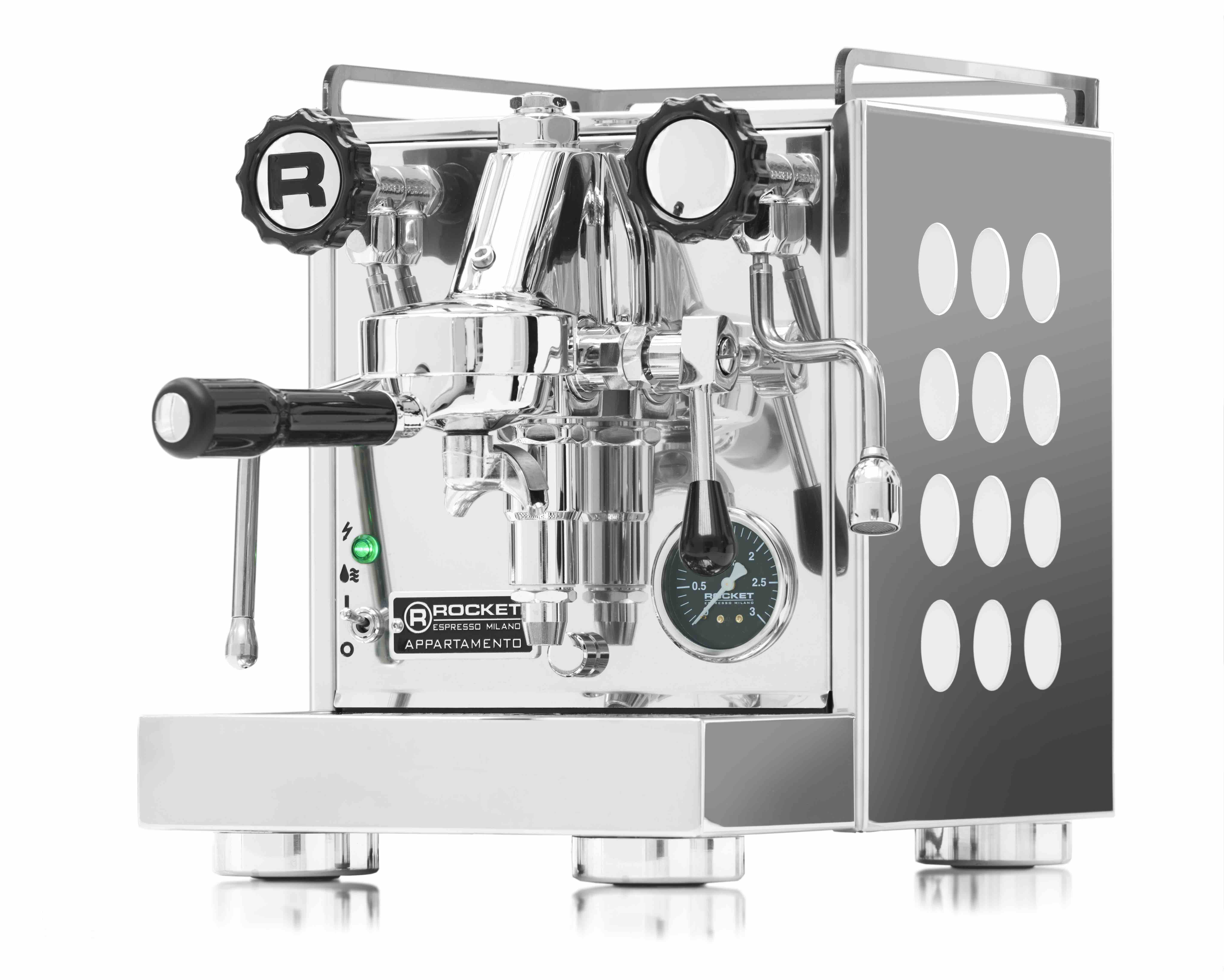 Best espresso machine, vibration pump and hand fill your water you