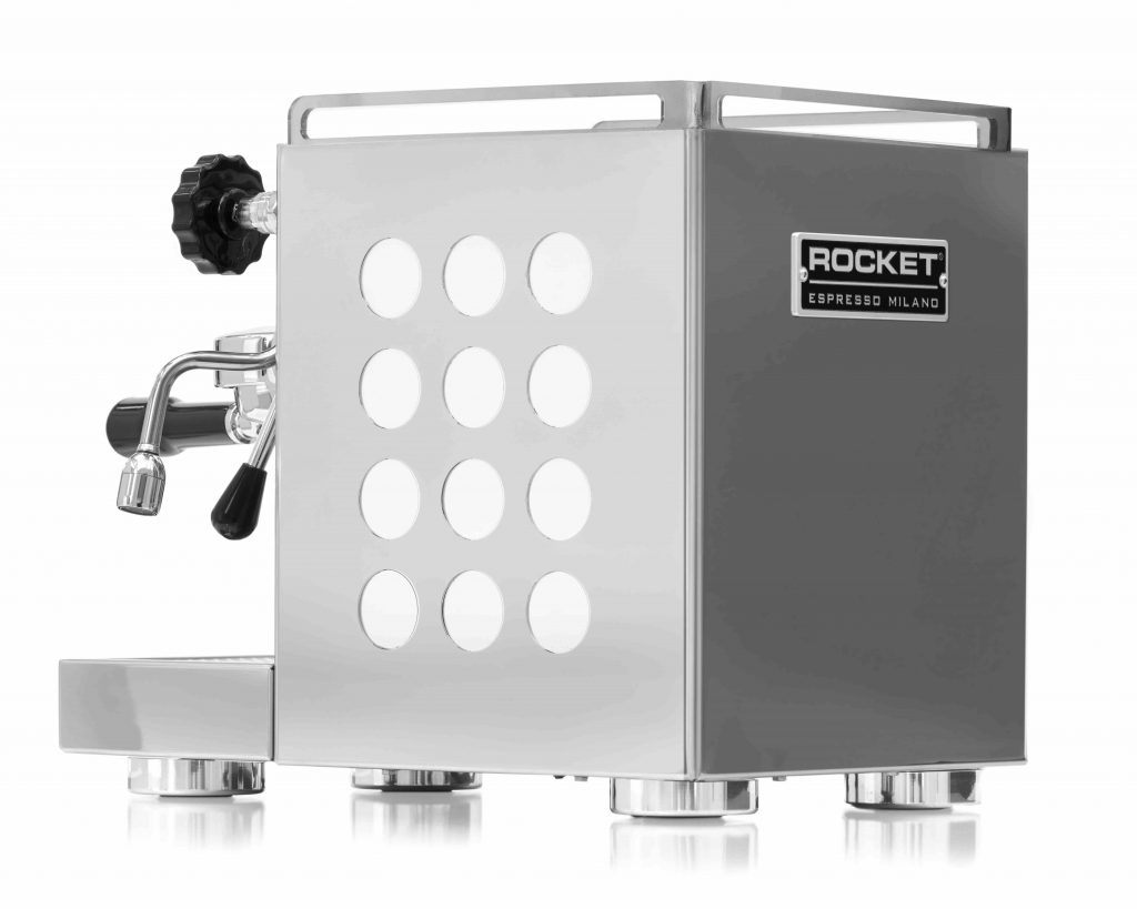 Fit's perfectly under your kitchen presses, the best espresso machine for your home