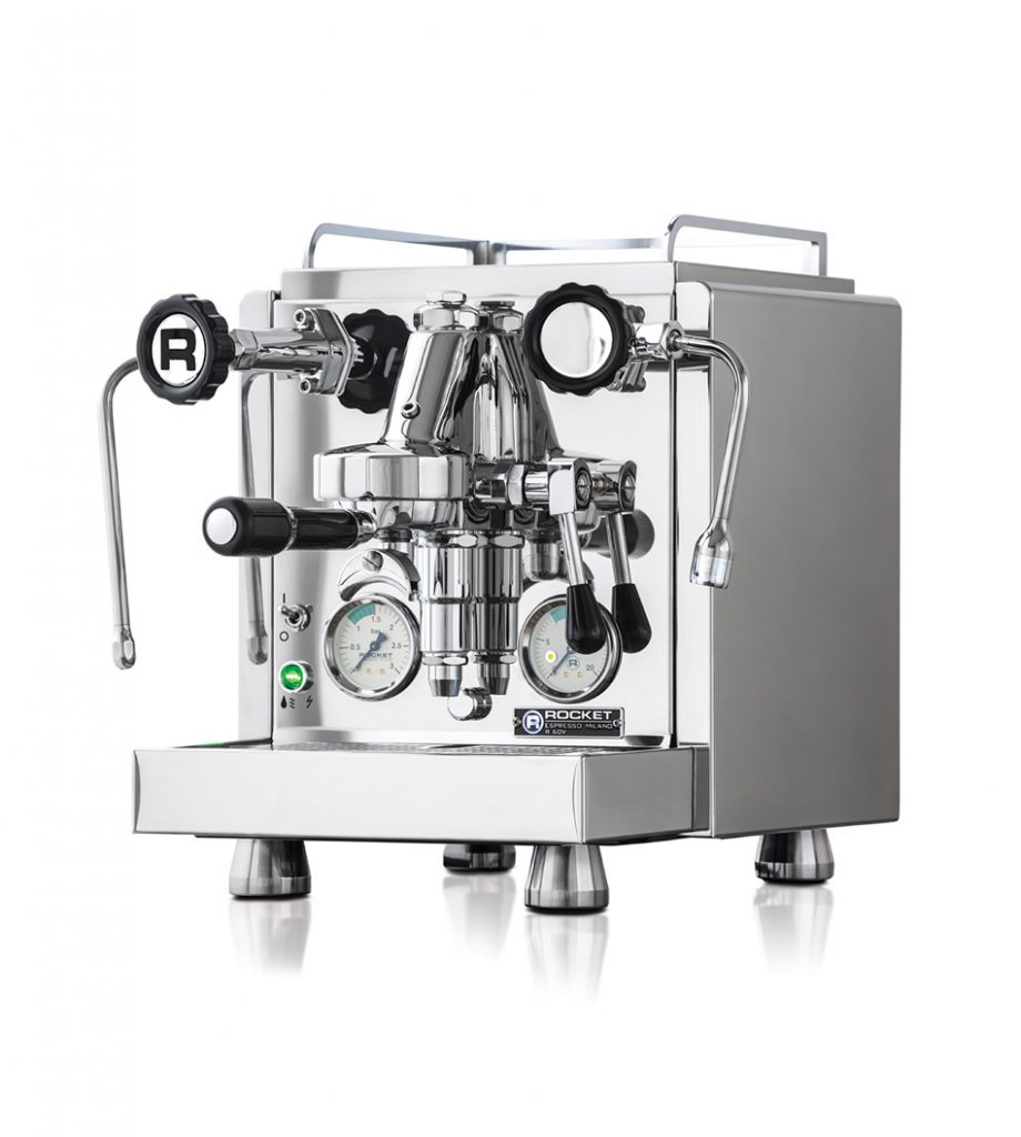 Presuures profiling, dual boiler