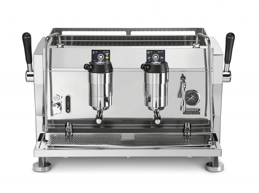 Espresso machine 2 group