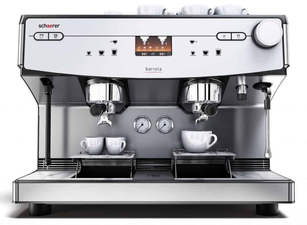 Most advanced espresso machine