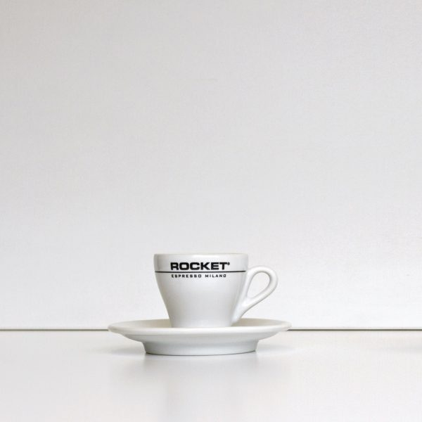 ideal espresso cup and saucer
