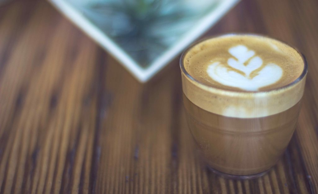 flat white in your office